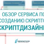 СкриптДизайнер: обзор конструктора скриптов онлайн