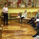 Тренинг для предпринимателей в Курске. Активные продажи